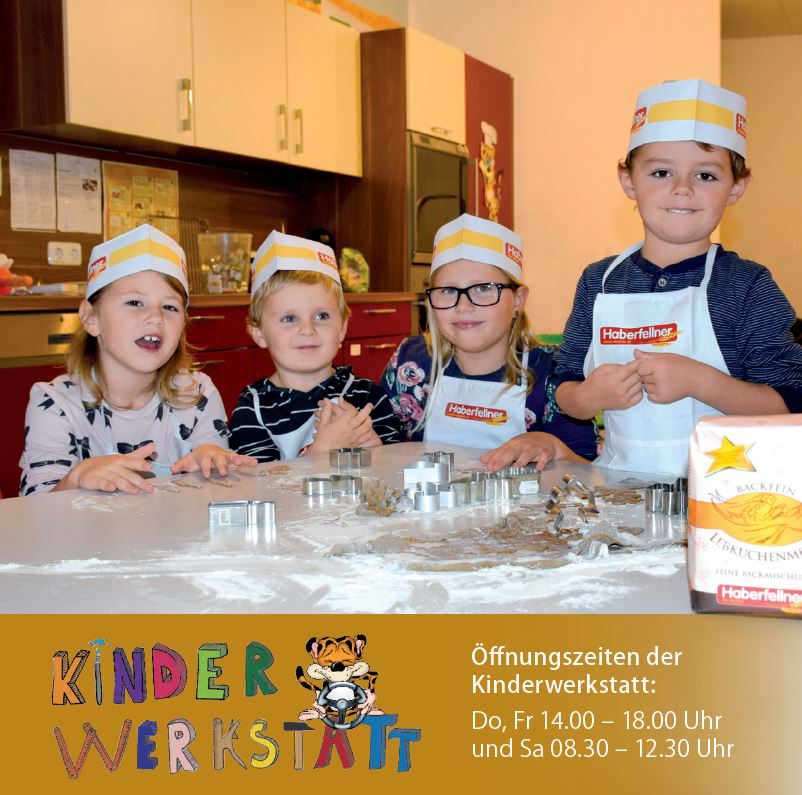 Kinderwerkstatt Advent